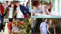 5 mối tình 'chị em' đình đám của showbiz Việt