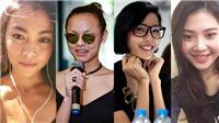 Dàn thí sinh hot nhất Hoa hậu Hoàn vũ 2017 đọ sắc với mặt mộc