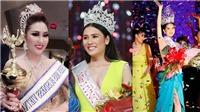 'Điểm danh' các cuộc thi ao làng mà người đẹp Việt hay 'thi chui'
