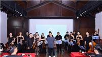 Ra mắt dàn nhạc Maius Philharmonic: Thực hiện giấc mơ không đơn độc