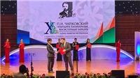 Quang Tiến, 'trò cưng' của Bùi Công Duy, đứng Top 8 tại cuộc thi Tchaikovsky