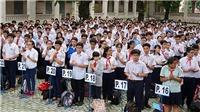 Hơn 72.000 học sinh TP. Hồ Chí Minh bước vào 'cuộc đua' lớp 10