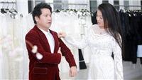 Anh Thơ, Trọng Tấn 'tình tứ' rủ nhau diện thiết kế tiền tỉ trong liveshow