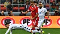 BIG BET: Dự đoán và tỉ lệ Confederations Cup trận Nga - New Zealand (22h00, 17/6)