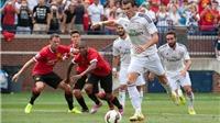 BIG BET: Dự đoán và tỉ lệ siêu cúp châu Âu Real Madrid - Man United (01h45, 9/8)
