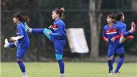 Bóng đá nữ Việt Nam đặt mục tiêu giành HCV SEA Games 29