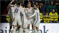BIG BET: Dự đoán và tỉ lệ trận Real Madrid - Villarreal (22h15, 13/1)
