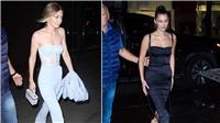 Hai chị em nhà Hadid cùng toả sáng dù lựa chọn phong cách trái ngược
