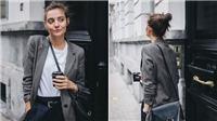 Những biến tấu thú vị khiến bạn sẽ không còn mặc blazer theo cách mà bạn vẫn mặc