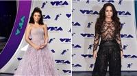 Những chiếc đầm hở bạo trên thảm đỏ MTV VMA 2017