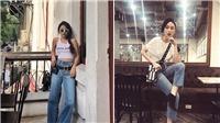 """Sao Việt và những street style """"chất"""" nhất những ngày qua"""