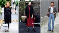 Gợi ý mix đồ tiết giao mùa từ street style của giới trẻ Hàn