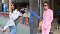 Victoria Beckham, Bella Hadid mặc gì suốt tuần qua