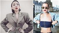 Tóc Tiên và chị em nhà Hadid: 'Nhái phong cách' hay chỉ là trùng hợp xu hướng chọn đồ?