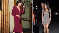 Gợi ý váy mùa thu thanh lịch lấy cảm hứng từ Selena Gomez