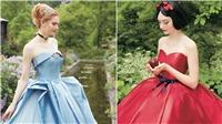 Ngắm nhìn những chiếc váy cưới bước ra từ truyện cổ tích