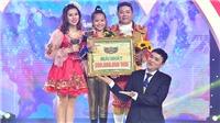 Chung kết 'Tiếu lâm tứ trụ nhí': Bé gái 10 tuổi Hoàng Vân giành ngôi Quán quân