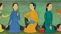 Dù đang nhiều lùm xùm, tranh Việt vẫn còn sức hút