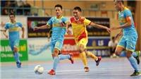 Futsal Khánh Hòa thất thủ, Thái Sơn Nam băng băng về đích