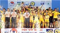 HAGL, PVF, Viettel, Hà Nội đọ tài ở giải U17 QG 2017