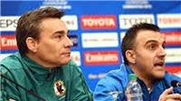 Tuyển futsal Việt Nam chính thức ký hợp đồng với cựu HLV đội tuyển Nhật Bản