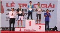 VĐV Kenya thống trị đường chạy Marathon Quốc tế TP.HCM Techcombank 2017