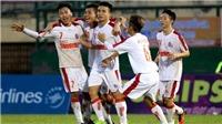 HAGL đá 80% sức vẫn thắng trận mở màn VCK U21 quốc gia 2017