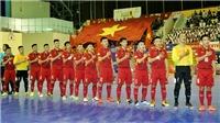 Futsal Việt Nam hy vọng lập kỳ tích ở VCK châu Á 2018