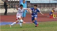 Than khoáng sản Việt Nam 'ẩn mình' ở giải bóng đá nữ VĐQG Cúp Thái Sơn Bắc 2017