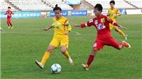 Quyết liệt TOP 4 giải bóng đá nữ VĐQG Cúp Thái Sơn Bắc 2017