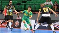 Sanna Khánh Hòa làm nên lịch sử ở giải futsal CLB Đông Nam Á 2017