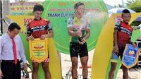Lê Nguyệt Minh thắng chặng đầu giải xe đạp Nam Kỳ khởi nghĩa 2017