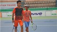 Tay vợt trẻ Việt Nam gây sốc ở giải U14 ITF châu Á 2018
