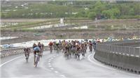 Sau tai nạn kinh hoàng, tay đua xe đạp thành 'Vua nước rút'