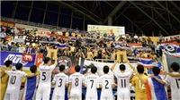 Thái Lan lần thứ 13 vô địch futsal Đông Nam Á