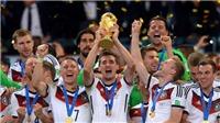Tuyển Đức 'vô đối' tại vòng loại World Cup: Xứng danh đương kim vô địch