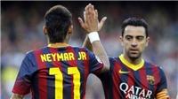 Xavi tiết lộ lí do Neymar muốn rời Barca