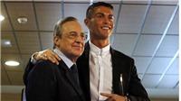 Chủ tịch Real bảo đảm tương lai của Ronaldo tại 'Nhà trắng'