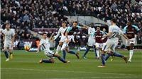 GÓC CHIẾN THUẬT Chelsea thất bại trước West Ham vì thua trên chính sở trường