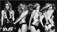 Siêu mẫu Đức Heidi Klum 'đẹp không tì vết' trong album nude