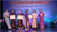 Câu lạc bộ Nhà báo nữ Việt Nam tròn 15 tuổi