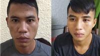 Bắt khẩn cấp 2 đối tượng cướp tài sản của tiệm vàng ở Hà Nội