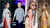 Ngắm các siêu mẫu nhí tham dự 'Prince and Princess International 2017'