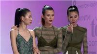 Vietnam's Next Top Model tập 10: Cao Thiên Trang 'bật' giám khảo 'anh chị lấy tư cách gì chửi tôi'
