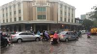 Cảnh báo mưa to, ngập úng, gió giật mạnh tại Hà Nội