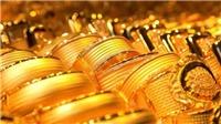 Giá vàng thế giới chạm mức cao của bảy tuần
