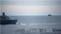 Australia tìm thấy máy bay quân sự Mỹ bị rơi ở biển