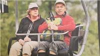 Thủ tướng Đức Merkel vẫn đầy lo âu trong kỳ nghỉ bên chồng