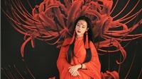 Vợ ca sĩ Việt Hoàn ma mị trong MV cover nhạc phim 'Tam sinh tam thế thập lý đào hoa'