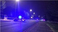 Cảnh sát Anh kích nổ chiếc ba lô nghi vấn bên ngoài Đại sứ quán Triều Tiên